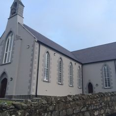 Smet Conservation Products | Church of the Sacred Heart, Co Armagh | repointing and render & plaster | Johnston Construction | smet.ie