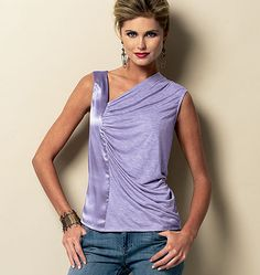Using old t shirt and fabric remnants from your stash - great example