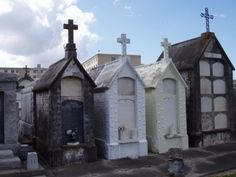 Saint Louis Cemetery No. 3 New Orleans, Louisiana