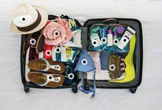 ¿Qué llevas en tu maleta?