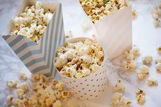 Popcorn opskrifter - 3 x skønne opskrift på krydrede majscorn