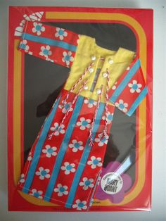 MARY QUANT DAISY DOLL MARRAKESH (CS20/4) UNUSUAL TIE CORDS MINTY CONDITION