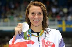 Jazz Carlin claims first Welsh medal of Rio 2016 Olympics with stunning silver - Wales Online
