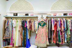women's designer dresses, Shabana Khan Fine Jewels & Trousseau Lounge, wedding collection