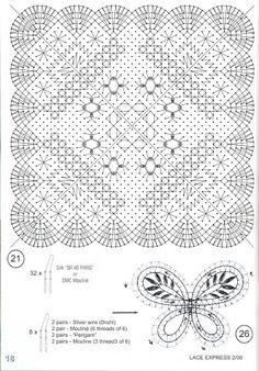 Risultati immagini per dentelle aux fuseaux Crochet Pillow, Crochet Blanket Patterns, Bobbin Lacemaking, Bobbin Lace Patterns, Lace Heart, Lace Jewelry, Needle Lace, Lace Making, Irish Crochet
