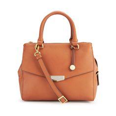 Fiorelli Women's Mia Grab Bag - Tan ($85) ❤ liked on Polyvore featuring bags, handbags, fiorelli purses, fiorelli bags, tan bag, tan purse and tan handbags