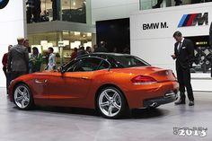 BMW Z4 na autosalonu v Ženevě 2013