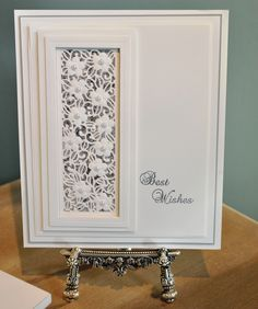 CRAFTING MY STYLE with Sue Wilson This episode of Crafting My Style focuses on an incredibly versatile card using the Floral Meadow Striplet Craft Dies. This card is perfect for wedding and anniversaries, but can be adapted to suit your needs. https://www.youtube.com/watch?v=X2m-JDYE4N8