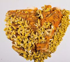 Magnificent Pyromorphite miniature: Les Farges Mine, Correze, France