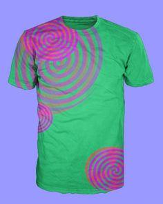 optical tshirt