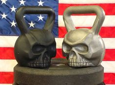 Best kettlebells ever - at least they make great looking door stops when you're not working out ;)