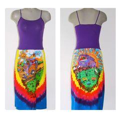 The Grateful Dead Hippie Tank Dress.