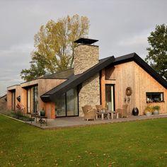 Home Building Design, Building A House, Small Villa, Dream House Exterior, Facade House, Modern House Design, House Styles, Architecture Design, Houses