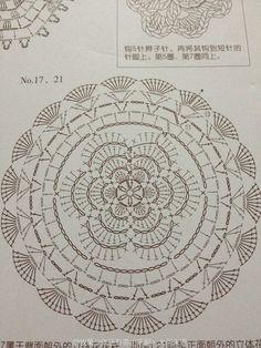 手工  艺术  生活  钩针  钩花