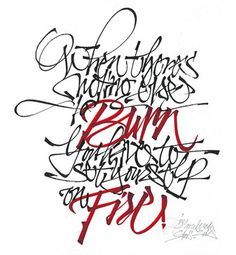 Для вдохновения. Luca Barcellona - сообщества > Красота слов! (каллиграфия и леттеринг) < - фриланс, удаленная работа на Free-lance.ru