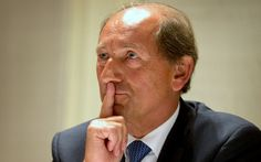 Why Is Nestle Finally Admitting To Using Slave Labor?  -  Paul Bulcke, CEO of Nestle, attends a press conference. (AP Photo/Saurabh Das)