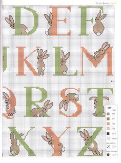 Gallery.ru / Фото #62 - Gillian Souter - Cute & Cuddly Cross Stitch…