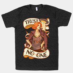 Trust No One Punk Dana Scully