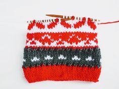 WIP - Christmas stocking Handmade Christmas, Christmas Gifts, Christmas Stockings, Knitted Hats, Knitting, Handmade Gifts, Xmas Gifts, Needlepoint Christmas Stockings, Kid Craft Gifts
