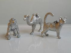 This item is unavailable Pet Toys, Pendant Jewelry, Goats, Camel, Bull Cow, Elephant, My Etsy Shop, Pendants, Christmas Ornaments