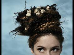 halloween hair