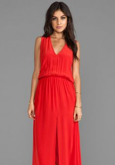 Alexis Aviva Maxi Dress  #beachwedding