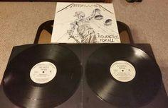 Metallica - ...And Justice For All (LP) Original Press