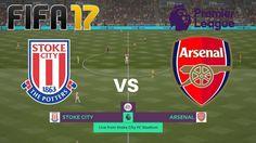 Fifa 17, The Porter, Stoke City, Premier League, Sports, Hs Sports, Sport