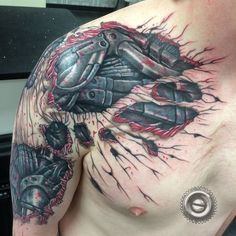 fbeedf1877275 55 Best Tattoos I Like/ ideas images in 2016   I tattoo, Alien ...