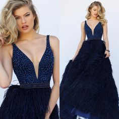 """""""Loads of #glamour. Style 32301 #prom2016"""""""