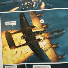 Romain Northrop Black Widow over Boeing Flying Fortress ~ BFD Ww2 Aircraft, Fighter Aircraft, Military Aircraft, Fighter Jets, Airplane Fighter, War Thunder, Aircraft Painting, War Comics, Aircraft Design