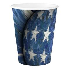 Patriotic Paper Cup