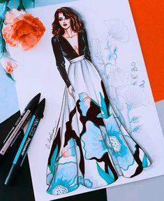 Görüntünün olası içeriği: 1 kişi Source by Shibelah sketches Dress Design Drawing, Dress Design Sketches, Fashion Design Sketchbook, Fashion Design Drawings, Dress Drawing, Drawing Sketches, Art Drawings, Fashion Illustration Tutorial, Fashion Drawing Tutorial