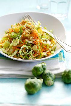 En dejlig og kalorielet salat fra Familie Journals slankeklub
