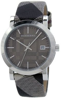 Amazon.com: Burberry - Men's Watches - Burberry Heritage - Ref. BU1758: Burberry: Health & Personal Care $999.95
