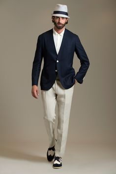 Brioni | Spring 2013 Menswear Collection | Style.com