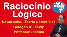 Cursos para o ESCREVENTE DO TJ - MATEMÁTICA E RACIOCÍNIO LÓGICO - COLEÇÃO AULASVIP.  AULAS NOVINHAS. CONFIRA OS MELHORES CURSOS PARA O CONCURSO DA VUNESP NO SITE http://www.cursoprofessorjoselias.com.br