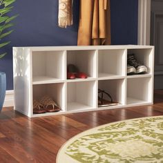 Shop a great selection of 8 Pair Stackable Shoe Rack ClosetMaid. Find new offer and Similar products for 8 Pair Stackable Shoe Rack ClosetMaid. Shoe Storage Solutions, Bench With Shoe Storage, Shoe Storage Cabinet, Storage Rack, Storage Drawers, Storage Shelves, Cabinet Organizers, Shelf Organizer, Seat Storage
