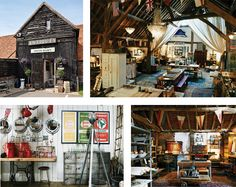 Home Barn in Marlow, Buckinghamshire in the south of England, run by two sister in laws, Sally and Sarah.
