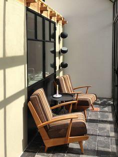 Ramen, Chair, Furniture, Home Decor, Glass House, Decoration Home, Room Decor, Home Furnishings, Stool