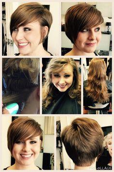 Makeover! Amanda, Hair
