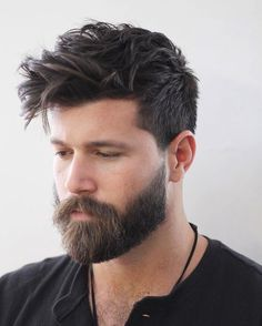 2017 Popular Hairstyles for Men | Trend Haircuts http://www.99wtf.net/men/style-medium-length-hairstyles-men/