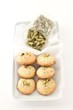 Biscotti riso e pistacchio, profumati al cardamomo http://www.sweetie-home.it/index.php/2013/04/17/biscotti-riso-e-pistacchio-profumati-al-cardamomo/