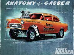 Anatomy Of A Gasser Photo 1