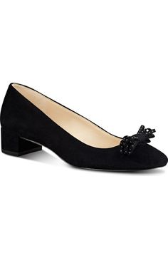 Nine West 'Elleah' Round Toe Pump (Women) available at #Nordstrom