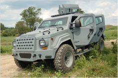 Armet Armored Vehiches Gurkha LAPV Armored Vehicle