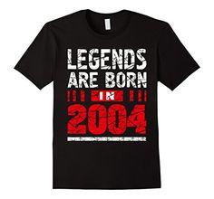 Kids 10 Years Old Birthday B Day Gift Legends 2007 T Shirt Navy