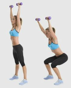 This dumbbell leg workout focuses on toning and strengthening your quads and glutes. Make those thighs and booty pop with this awesome free weight workout. Dumbbell Leg Workout, Amrap Workout, Ab Core Workout, Workout Tips, Workouts, Fitness Nutrition, Fitness Tips, Free Weight Workout, Tight Abs