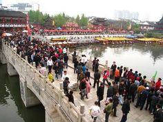 Nanjing, China (to see my parents)