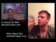 Benoit Foucher's first interview on new definitions of success is a gem!!!  Interview #1 From Success to Crisis to New SUCCESS for Men: Paul Cooper, Freedom Coach - YouTube
